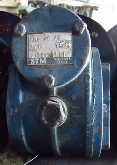 Redutor de velocidade (modelo: RMI30PP)