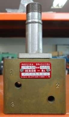Válvula pneumática (modelo: 2401103)