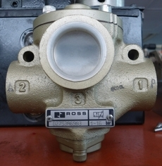 Válvula pneumática (modelo: D275)