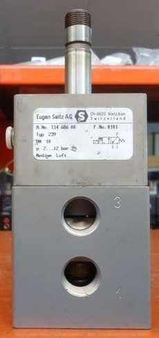 Válvula pneumática (modelo: 239)
