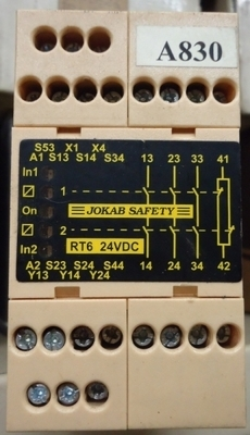 Rele (modelo: RT624VDC)