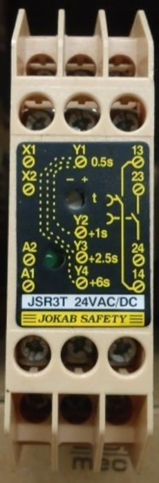 Rele (modelo: JSR3T)