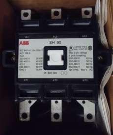 marca: ABB modelo: EH90 estado: nunca foi utilizado, na caixa