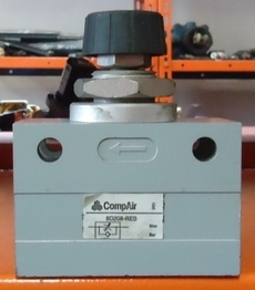 Regulador de fluxo (modelo: 1X1pol 8D208-RES)