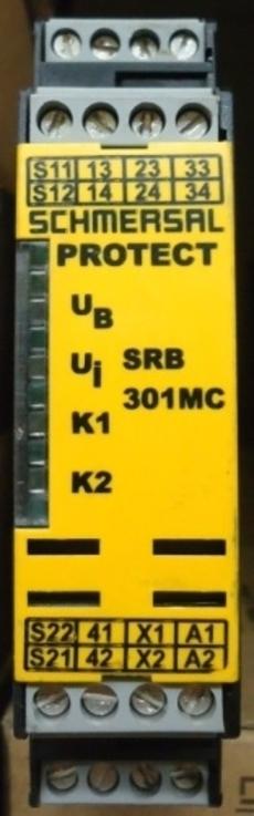 Rele (modelo: SRB301MC)