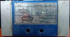 Válvula pneumática (modelo: GDDPM-5/2-1/8-G)