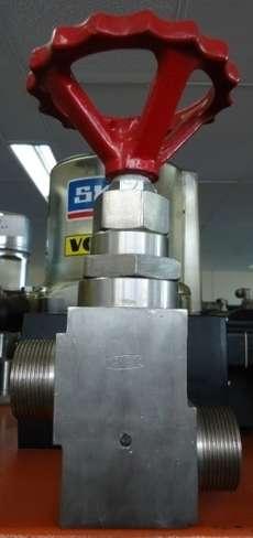 Válvula pneumática (modelo: PHRARI32)