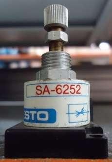 marca: Festo modelo: SA6252 estado: seminova