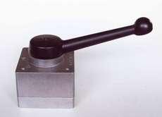 Válvula rotativa (modelo: HS-4/3-1/2-B)
