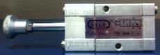 Válvula pneumática (modelo: GDBM-3/2-1/4)