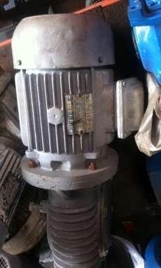 Motoredutor (modelo: 1155RPM)