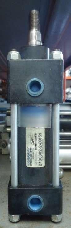 marca: WERK SCHOTT modelo: 210630224X051 estado: usado