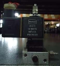 Válvula pneumática (modelo: SPGB18048B)