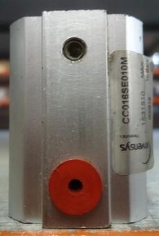 Cilindro pneumático (modelo: CC016SE010M)