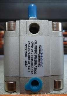 Cilindro pneumático (modelo: CWD040713SH00020)