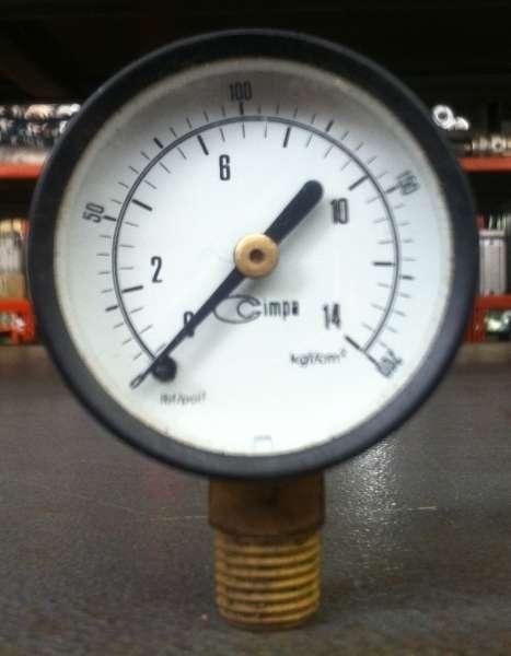 marca: Cimpa <br/>escala: 14kgf/cm2 <br/>estado: usado