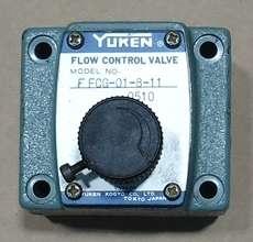 marca: Yuken modelo: FFCG018110510 estado: nunca foi utilizada