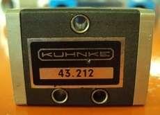 Válvula pneumática (modelo: 43212)