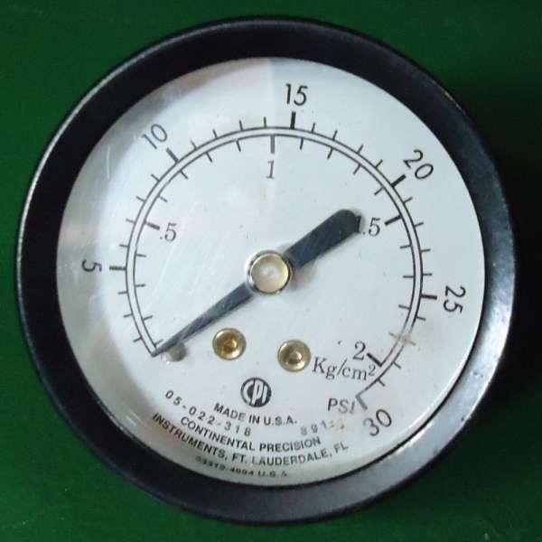 marca: CPI <br/>escala: 2kg/cm2 30PSI <br/>estado: seminovo