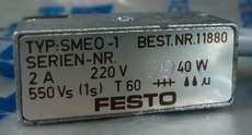 marca: Festo modelo: SME01 11880 estado: novo