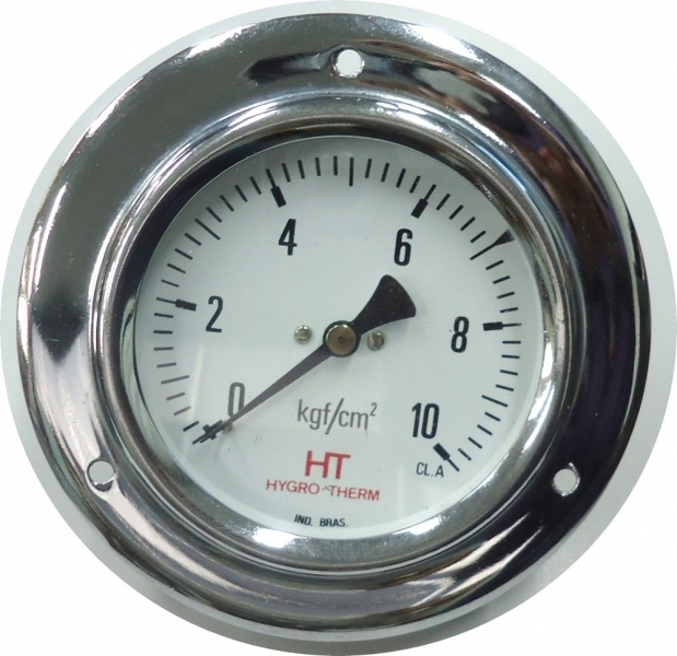 marca: Hygrotherm <br/>escala: 10kgf/cm2 <br/>estado: usado, bom estado