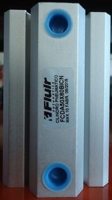 Cilindro pneumático (modelo: FCDA50X60BICN)