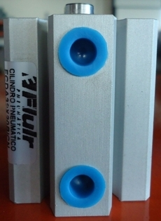 Cilindro pneumático (modelo: FCDA32X20BICN)