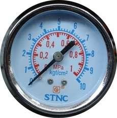 Manometro (escala: 1MPA 10kgf/cm2)
