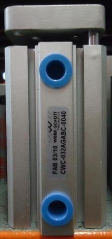 Cilindro pneumático (modelo: CWC032AGABC0040)