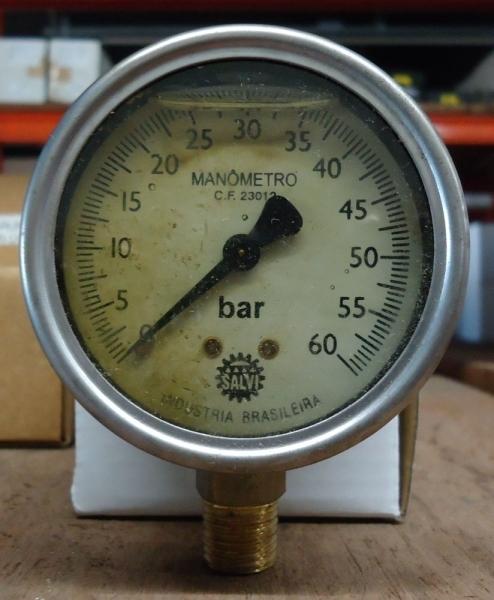 marca: Salvi <br/>escala: 60bar <br/>estado: usado