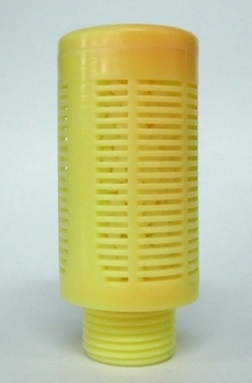 modelo: 3/8 , plástico laranja estado: novo