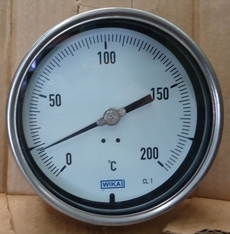 Termometro (escala: 200C)