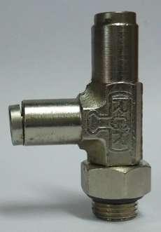 ConexãoT rosca lateral (modelo: M5X4mm)