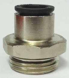 Conexão reta (modelo: 1/2X10)