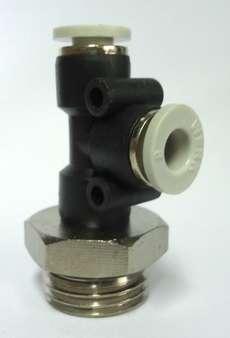 ConexãoT rosca lateral (modelo: 1/2X6mm) PST