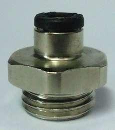 Conexão reta (modelo: 1/4X4)