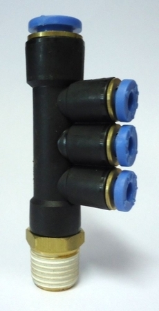 Distribuidor (modelo: 3V4-1V8-1/4)