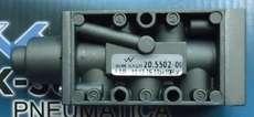 Válvula pneumática (modelo: 20.5502-00)