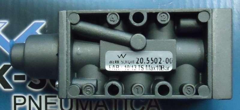 marca: WERK SCHOTT <br/>modelo: 20550200