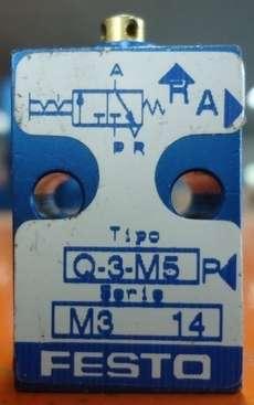 marca: FESTO modelo: Q3M5 estado: seminova