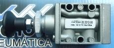 Válvula pneumática (modelo: 20.3212-00) - SÉRIE 20.000