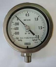 Vacuometro (escala: 2kgf/cm2)