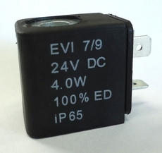 Bobina (modelo: BM024VCC 24VDC 4W) para válvula pneumática