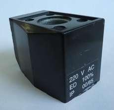 Bobina (modelo: 2W160-15) para válvula pneumática