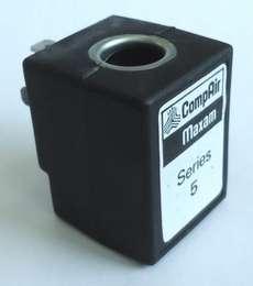Bobina (modelo: Maxam 12VDC) para válvula pneumática