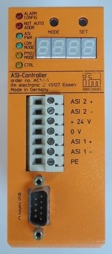 Controlador (modelo: ASI-CONTROLLER)