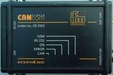 Equipamento eletronico (modelo: CANCOM TRIBAND)