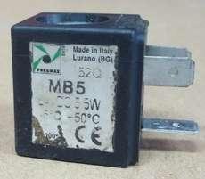 Bobina (modelo: MB5) para válvula pneumática