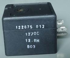 marca: ASCO modelo:122675 012 estado: nunca foi utilizada
