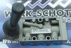 Válvula manual (modelo: 20510200)